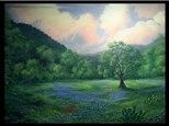 Oil: Hill Country Springtime 03/17