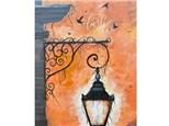 Fall Lantern Paint Class - PERRY