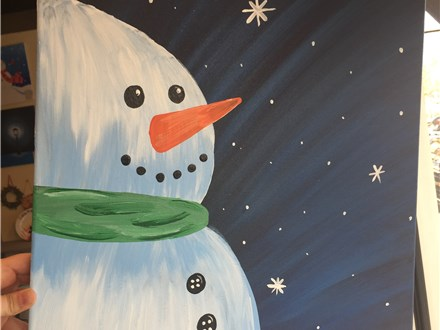 """Kids Night Out! Friday, """"Frosty"""" January 13th 6-8pm"""