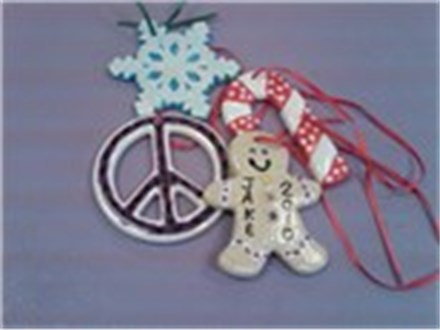 Annual Ornament Painting Day! December 2nd & 3rd