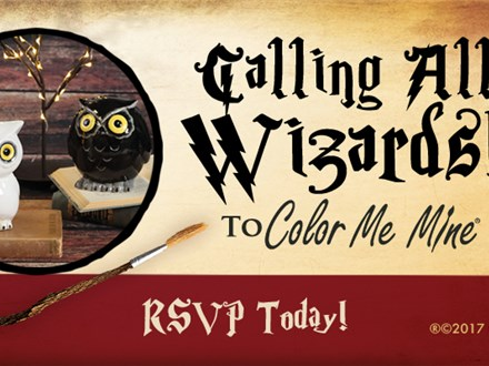 Witches & Wizards Party - October 27, 2019