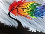 After-School Canvas Workshop: Autumn Tree!