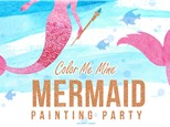 Mermaid Paint Party