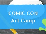 Comic Con Art Camp