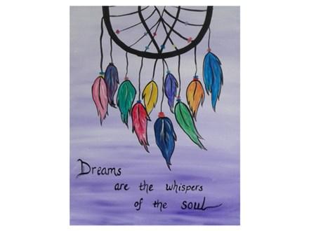 Dream Catcher - Paint & Sip - Nov 8