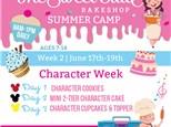 Summer Camp Series Week #2 Character Week