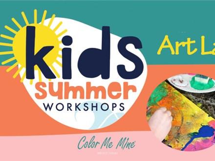 Art Lab June 17th