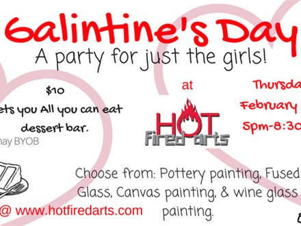 Galentines Event!