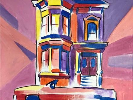 Kid's Canvas - Full(er) House - Evening Session - 02.27.19