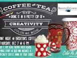 Paint Night @ Broxton's Coffee in Sierra Vista - Dec 7, 2017 @ 6pm