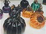 make your own pumpkin at glassybaby madrona - october 20th