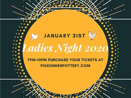 Ladies Night January 2020