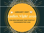 Ladies Night January 2020