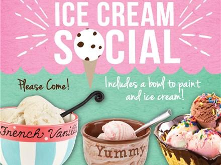 Ice Cream Social - July 9, 2017
