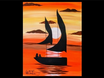 05/23 Calm Sailing 6:30 PM $35