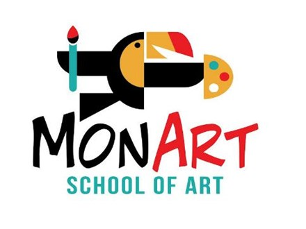 Monart School of Art - Getting Ready Camps (Ages 4 1/2 - 7) - Life's a Beach - July 9-11