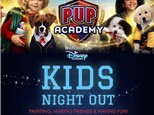 Kids Night Out - Pup Academy! Sept 14