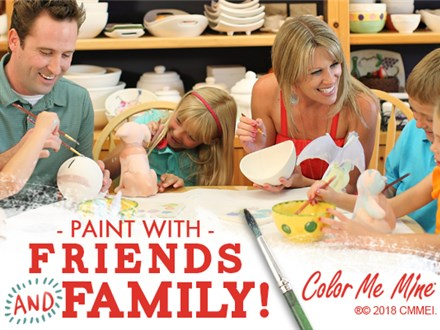 Holiday Ornaments Painting - November 16