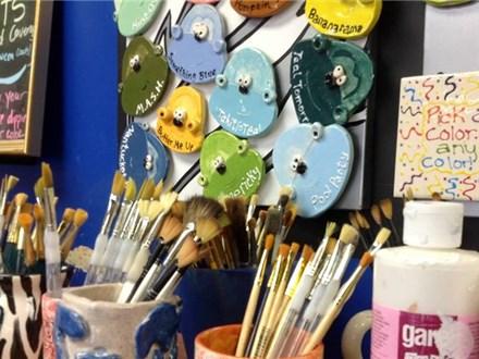 Holiday Craft Camp at Art Monkey