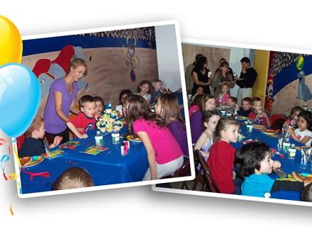 Celebration Party at C.S. Gymnastics