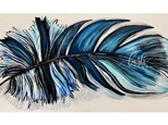 Feather Paint Class