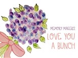 Memory Maker: Love You A Bunch - May 2nd