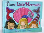 Story Time Art - Three Little Mermaids - Evening Session - 08.07.18