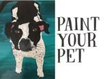 Paint Your Pet BYOB - August 24