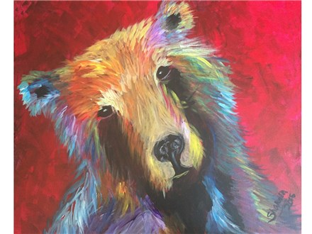 Pastel Bear