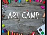 Mom's Morning Kids Art Camp - 8.7.21
