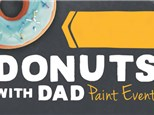 Donuts with Dad on Father's Day