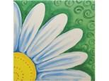 Summer Kids' Canvas Class! Daisy! 6/29/18