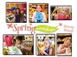 Spring Break Workshop - Wednesday