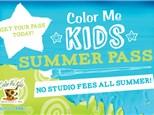 Summer VIP Pass: Child or Tween