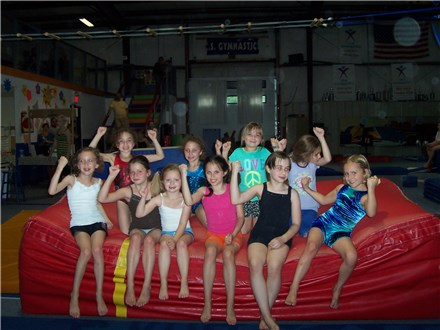 Parent's Night Out at C.S. Gymnastics