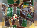 Glass Art SUNCATCHER party with Pizza! (2-1/2 hours) Ages 8 to Adult