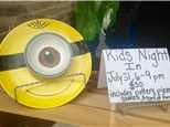 Minion chip and dip plate