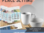 THE PLACE SETTING KIT
