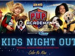 September 2019 Kids Night Out: Pup Academy: Friday, September 27th: 600-800PM