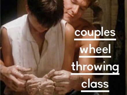 June Couples Throwing Class