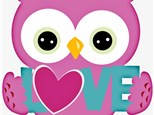 Kids Day Out - Owl Always Love You! - Sept 16