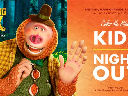 Missing Link Kids Night Out! - April 19th 2019
