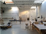 Pottery Studio at Sculpture Space NYC