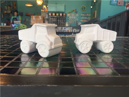 Storytime Art: Trucks! September 27th & 28th, 2018