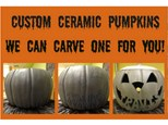 Custom Pumpkins