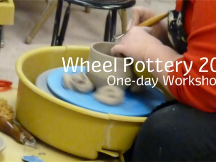 Wheel Pottery 202: One Day Workshops