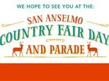 San Anselmo Country Fair Day & Parade Booth