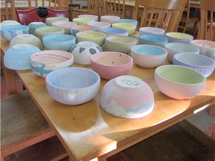 Paint a Bowl for Empty Bowls