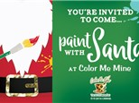 Paint With Santa - December 10