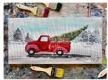Christmas Truck VIRTUAL Paint Class